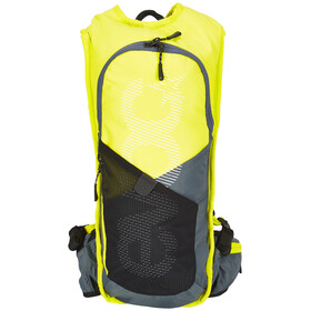 Evoc CC Race Backpack 3 L + Hydration Bladder 2 L sulphur/slate